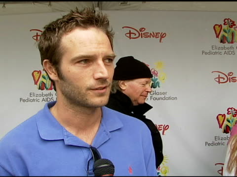 Michael Vartan on being at the event on how and why he got involved with and supports the Foundation what makes the 'Time For Heroes' carnival...