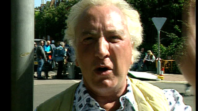 michael winner dies aged 77 lib michael winner on film set sot cut now off my film set i have work to do to - michael winner stock videos & royalty-free footage