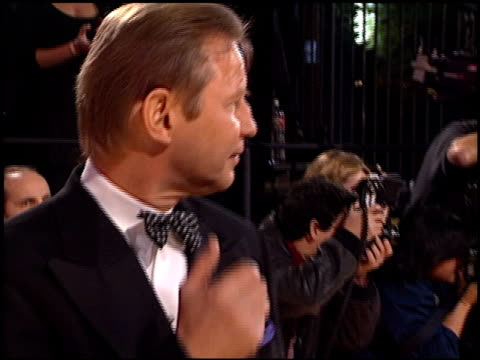 michael york at the american comedy awards at the shrine auditorium in los angeles, california on february 6, 2000. - shrine auditorium stock videos & royalty-free footage