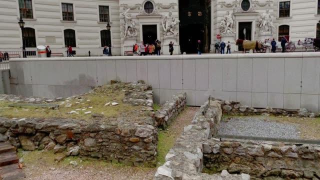 michaelerplatz vienna - traditionally austrian stock videos & royalty-free footage