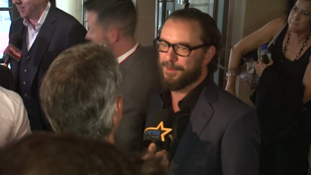 michaël r roskam the drop premiere toronto international film festival 2014 at princess of wales theatre on september 05 2014 in toronto canada - toronto international film festival stock videos and b-roll footage