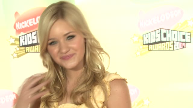 michalka at the 2007 nickelodeon's kids' choice awards at ucla's pauley pavilion in los angeles, california on march 31, 2007. - nickelodeon stock videos & royalty-free footage