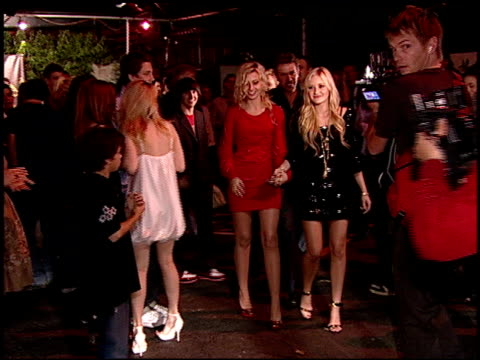 AJ Michalka at the Sisters Aly AJ Celebrate Their Birthdays with at Les Deux in Hollywood California on May 14 2007