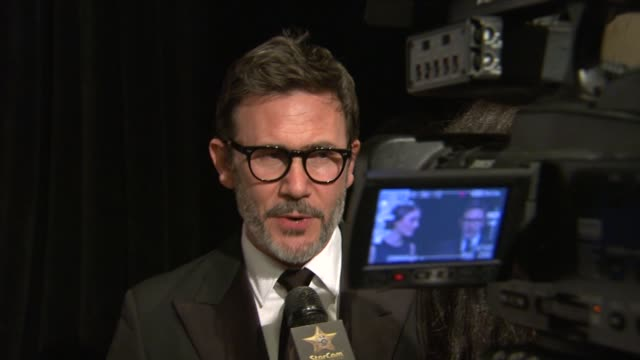Michel Hazanavicius at 62nd Annual ACE Eddie Awards on 2/18/12 in Los Angeles CA