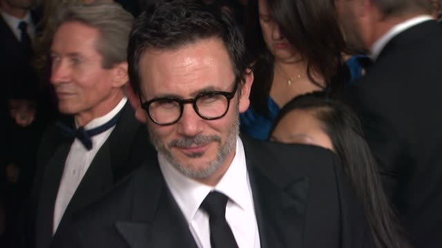Michel Hazanavicius at 64th Annual DGA Awards Arrivals on 1/28/12 in Los Angeles CA