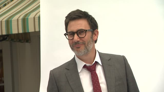 Michel Hazanavicius at 84th Academy Awards Nominations Luncheon on 2/6/2012 in Beverly Hills CA