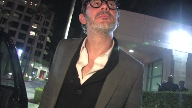 Michel Hazanavicius at the Academy of Television Arts Sciences in North Hollywood 01/30/12 in Celebrity Sightings in Los Angeles