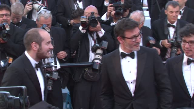Michel Hazanavicius at the Opening Ceremony 65th Cannes Film Festival on May 16 2012 in Cannes France Michel Hazanavicius at the Opening Ceremony...