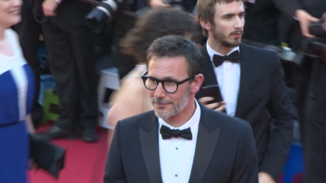 Michel Hazanavicius at 'The Past' Red Carpet Michel Hazanavicius at 'The Past' Red Carpet at Palais des Festivals on May 17 2013 in Cannes France