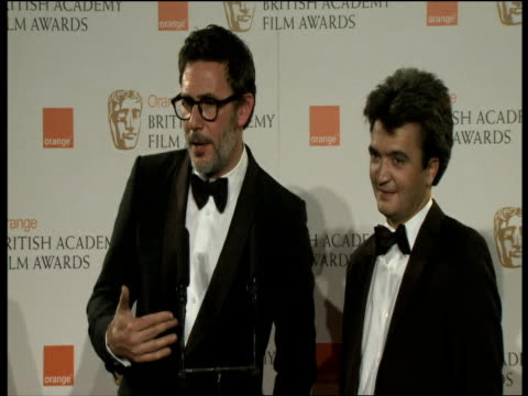 Michel Hazanavicius on making another silent movie and on the process of making The Artist at the Orange British Academy Film Awards 2012 Press Room...