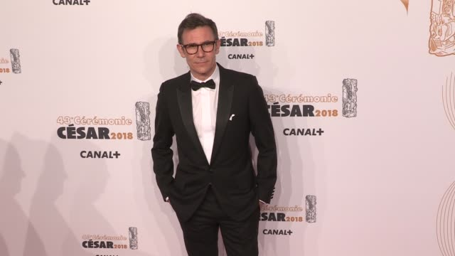 Michel Hazanavicius on the red carpet for the Cesar Film Awards 2018 at Salle Pleyel in Paris Paris France on Friday March 2nd 2018