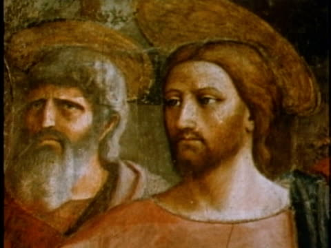 michelangelo, part 2 - katholizismus stock-videos und b-roll-filmmaterial