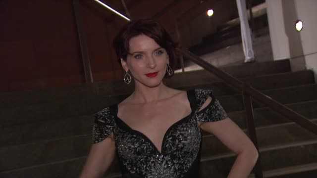 michele hicks at the the museum of contemporary art los angeles presents the annual moca gala at los angeles ca - los angeles museum of contemporary art stock videos and b-roll footage