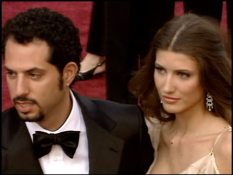 stockvideo's en b-roll-footage met michelle alves at the 2005 academy awards at the kodak theatre in hollywood, california on february 27, 2005. - 77e jaarlijkse academy awards