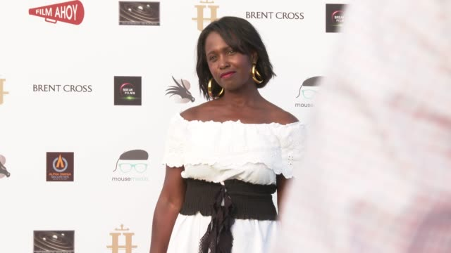michelle gayle at 'break' world premiere on july 22, 2020 in london, england.the drive-in club in north london hosts the first drive-in premiere.... - michelle gayle stock videos & royalty-free footage