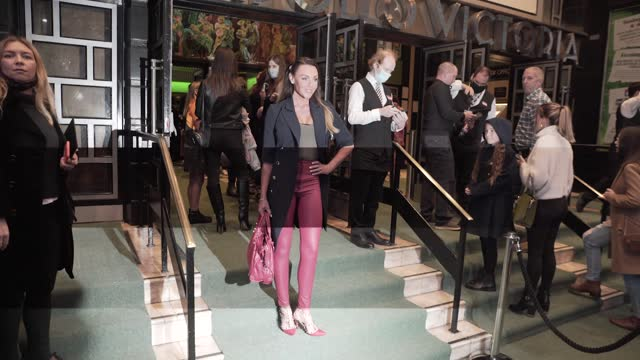 GBR: Wicked 15th Anniversary Gala Performance - Red Carpet Arrivals