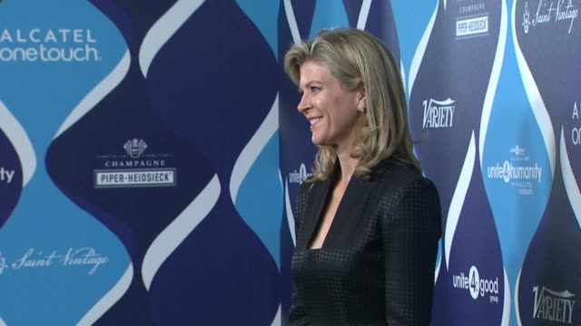michelle maclaren at the 2nd annual unite4humanity presented by alcatel onetouch on february 19 2015 in beverly hills california - オスカーパーティー点の映像素材/bロール