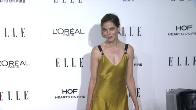 michelle monaghan at 23rd annual elle women in hollywood celebration at four seasons hotel los angeles at beverly hills on october 24 2016 in los... - michelle monaghan stock videos & royalty-free footage