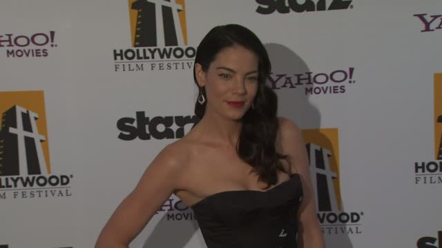 michelle monaghan at the 13th annual hollywood awards gala at beverly hills ca - michelle monaghan stock videos & royalty-free footage