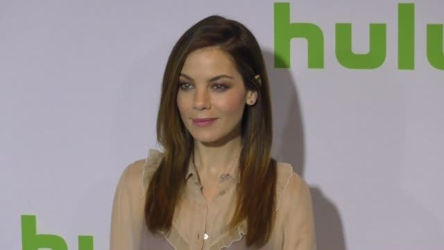 michelle monaghan at the 2017 winter television critics association tour hulu press day at langham hotel on january 07 2017 in pasadena california - michelle monaghan stock videos & royalty-free footage