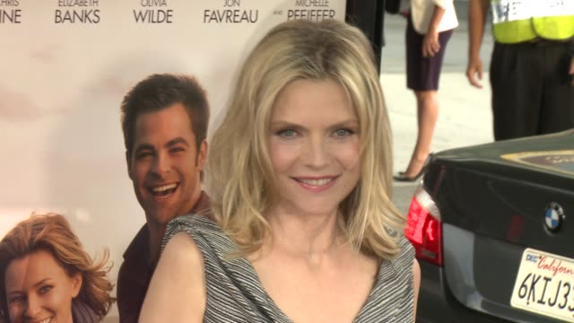 michelle pfeiffer at 2012 los angeles film festival premiere of 'people like us' michelle pfeiffer at 2012 los angeles film festiva at regal cinemas... - michelle pfeiffer stock videos & royalty-free footage