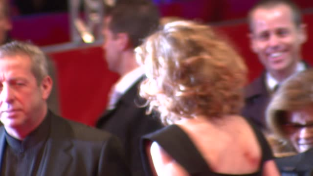 michelle pfeiffer at the 59th berlin film festival cheri premiere at berlin - michelle pfeiffer stock videos & royalty-free footage