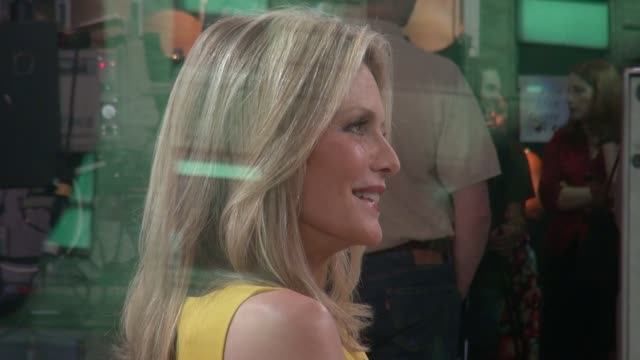 michelle pfeiffer at the 'good morning america' studio michelle pfeiffer at the 'good morning america' st on june 20 2012 in new york new york - michelle pfeiffer stock videos & royalty-free footage