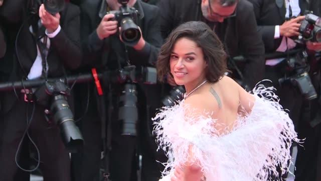 FRA: Red carpet arrivals ahead of Tarantino screening (2)