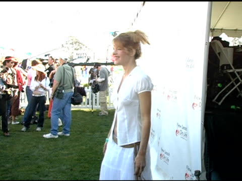 Michelle Stafford at the 4th Annual Nuts For Mutts Event at Pierce College in Woodland Hills California on April 3 2005