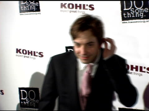 michelle trachtenberg and jimmy fallon at the 2006 brick awards from do something in celebration of young social entrepreneurs and celebrity and... - michelle trachtenberg stock videos & royalty-free footage