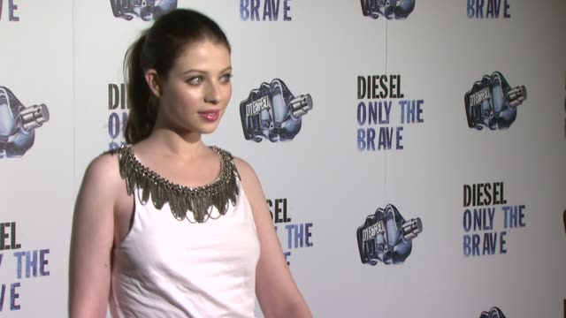michelle trachtenberg at the diesel 'only the brave' and grammy artist common host a private performance at new york ny. - michelle trachtenberg stock videos & royalty-free footage