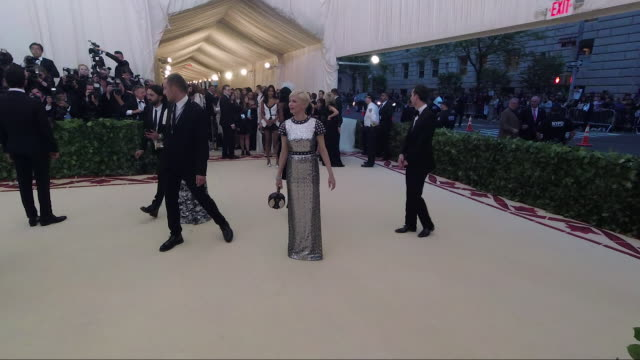 Fashion The Catholic Imagination Costume Institute Gala Alternative Views at The Metropolitan Museum of Art on May 07 2018 in New York City