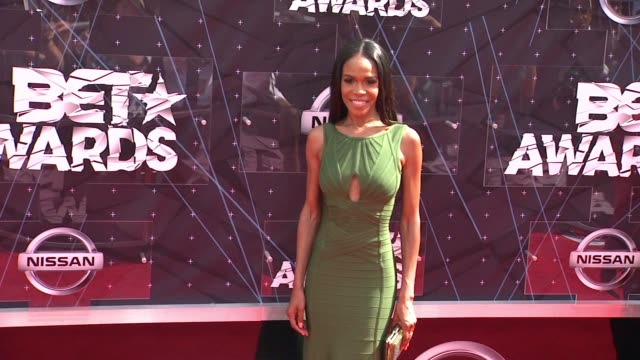 Michelle Williams at the 2015 BET Awards on June 28 2015 in Los Angeles California