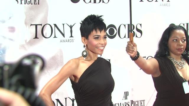 Michelle Williams at the 64th Annual Tony Awards at New York NY
