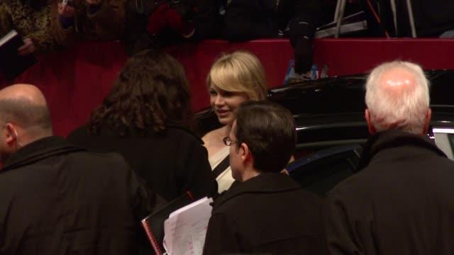 Michelle Williams at the Shutter Island Premiere 60th Berlin Film Festival at Berlin