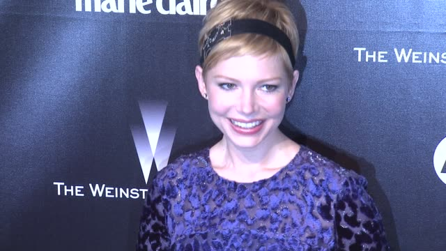 Michelle Williams at The Weinstein Company Golden Globe AfterParty at The Beverly Hilton Hotel on 1/15/12 in Los Angeles CA