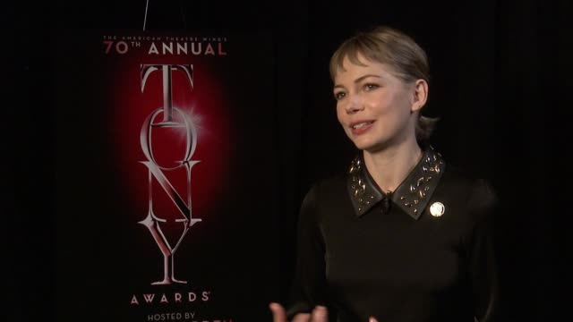 INTERVIEW Michelle Williams discusses the pleasure of being able to work on something over and over again in the theatre Talks about the power of...