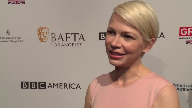 INTERVIEW Michelle Williams on Manchester By The Sea on being part of the film On why she thinks people are responding to it On why BAFTA is...