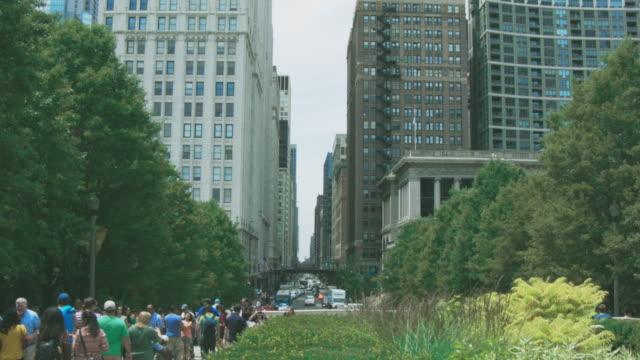Michigan Avenue - Skyline - Chicago