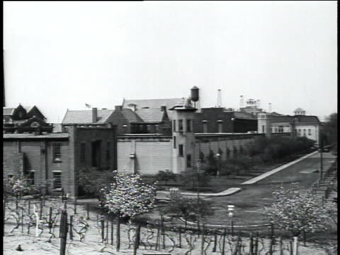 michigan city prison / indiana, united states - 1934 stock videos & royalty-free footage