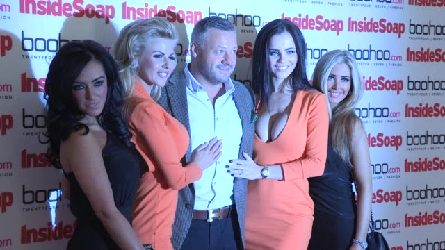 Mick Norcross at the Inside Soap Awards Mick Norcross at One Marylebone on September 24 2012 in London England