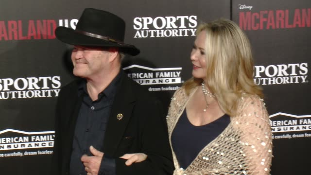 "mickey dolenz at the ""mcfarland, usa"" los angeles premiere at the el capitan theatre on february 09, 2015 in hollywood, california. - el capitan theatre stock videos & royalty-free footage"