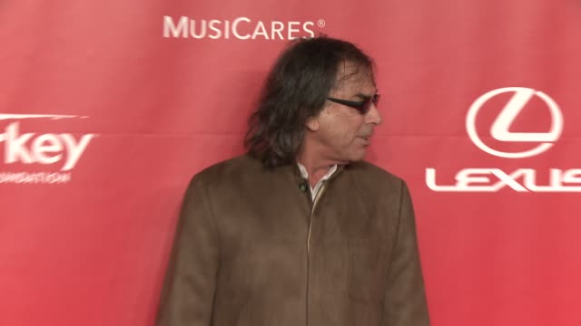 Mickey Hart at 2015 MusiCares Person Of The Year Gala Honoring Bob Dylan at Los Angeles Convention Center on February 06 2015 in Los Angeles...
