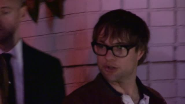 Mickey Madden at Chateau Marmont in West Hollywood 04/17/13