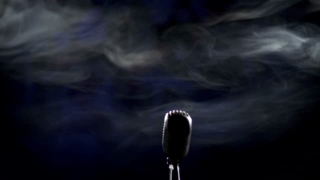 Microphone and smoke