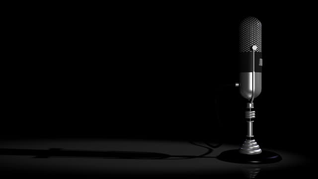 microphone #2 - hip hop stock videos and b-roll footage