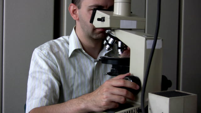 microscopy (hd) - geologist stock videos & royalty-free footage