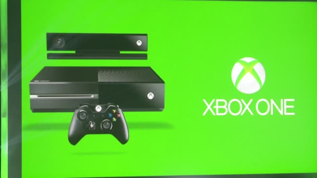 Microsoft on Monday fired a shot in the looming videogame console war with the announcement that its new champion Xbox One will launch in November in...