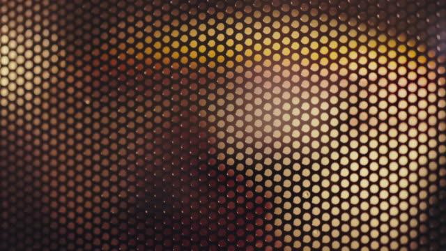 マイクロ波運転中 - 電子レンジ点の映像素材/bロール