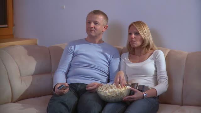 HD: Mid Adult Couple